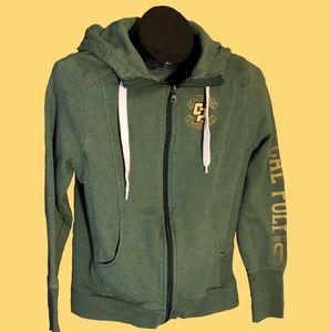 Cal Poly SLO Champion Elite Zip Up Sweater